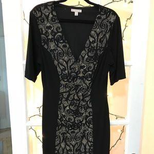 Quarter sleeve dress size 16